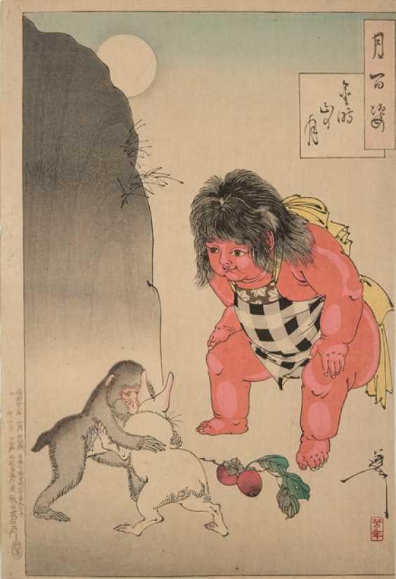 Tsukioka Yoshitoshi - photo 1