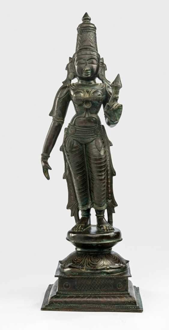 Bronze der Bhu - photo 1