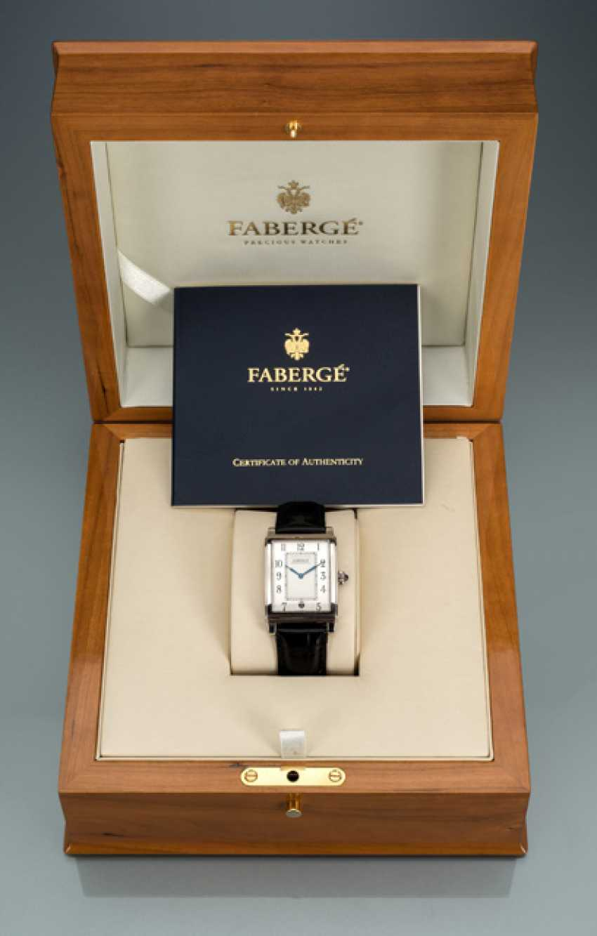 Faberge Gold Wrist Watch, Ref-And-White. M111200 - photo 1