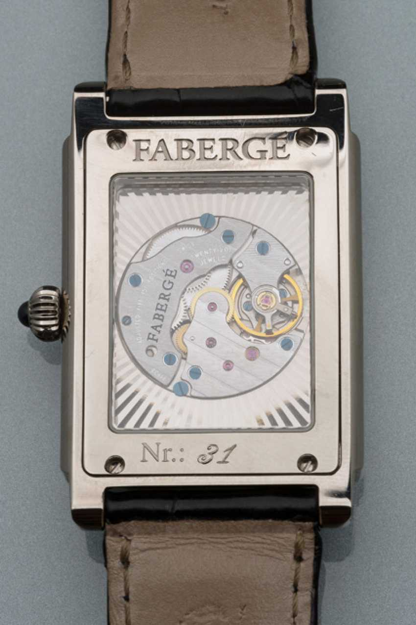 Faberge Gold Wrist Watch, Ref-And-White. M111200 - photo 3