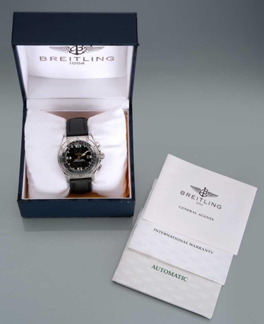 Breitling B1 Chronometer, Ref. A78362 - photo 2
