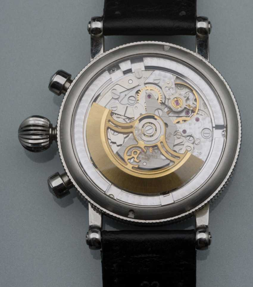 Chronoswiss Timemaster GMT Chronograph, Ref. CH 7533 D LU - photo 3