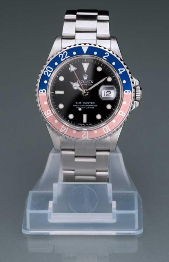 Rolex GMT-Master, Ref. 16700, U Serie - photo 1