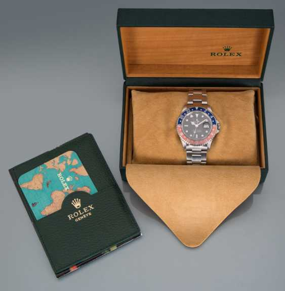 Rolex GMT-Master, Ref. 16700, U Serie - photo 2