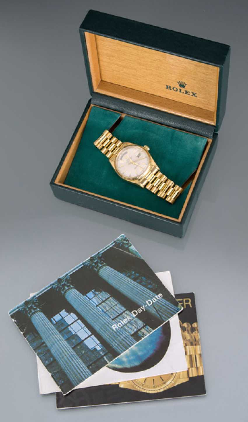 Rolex Day Date, Ref. 18038 - photo 2