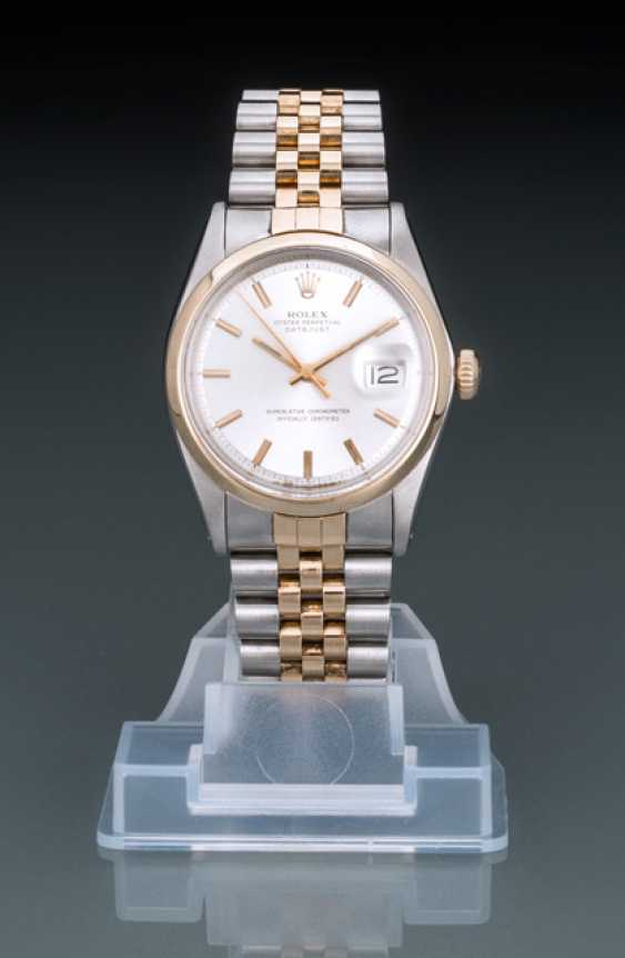 Rolex Oyster Perpetual Date Just, Ref. 1600 - photo 1