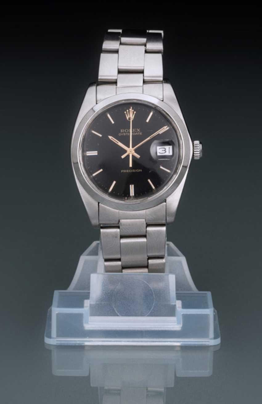 Rolex Oysterdate Precision, Ref. 6694 - photo 1