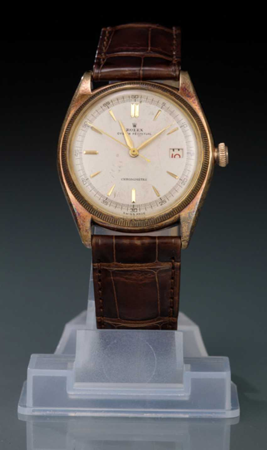 Rolex Oyster Perpetual Ref. 6105 Bubble Back - photo 1