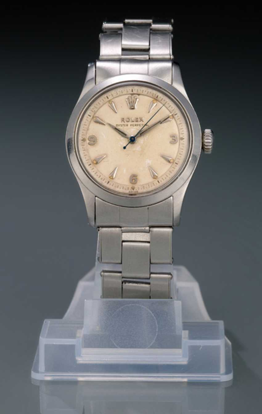 Rolex, Oyster Perpetual Ref. 6332 - photo 1