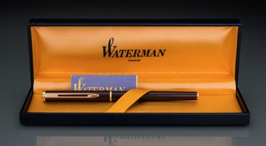 Waterman Paris pen, 18K gold NIB - photo 1