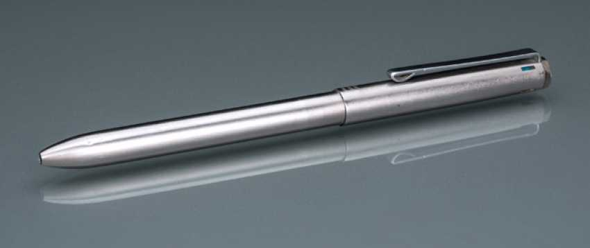 Montblanc four color pen made of stainless steel - photo 1