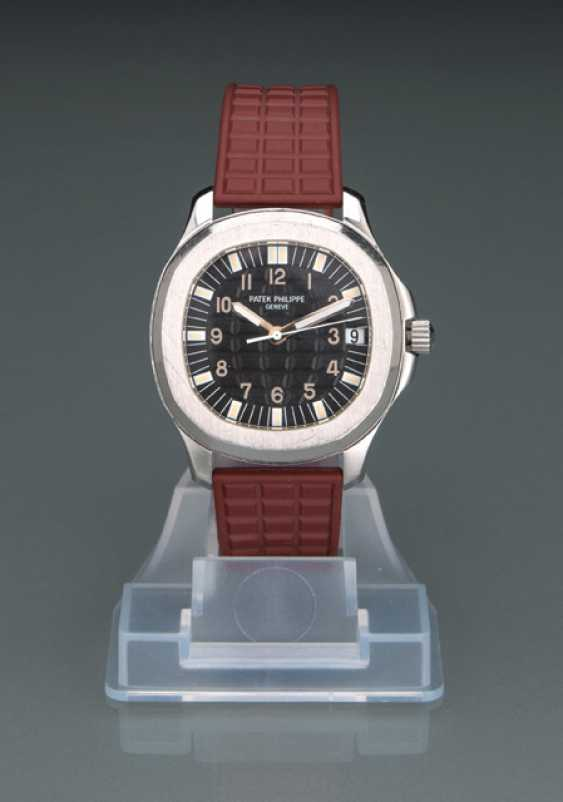 Patek Philippe Jumbo Aquanaut, Ref. 5065 A - photo 1