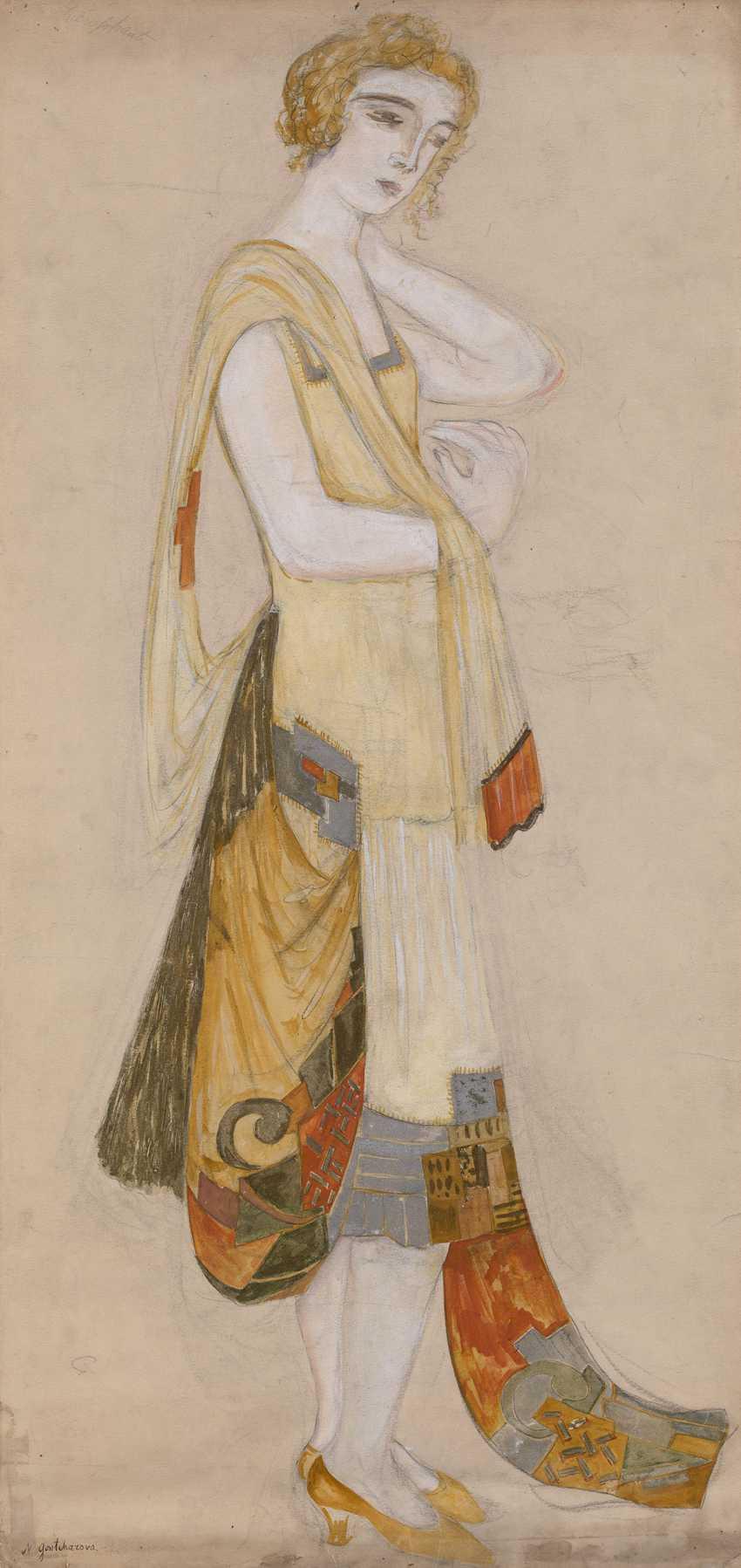 GONCHAROVA, NATALIA (1881-1962)