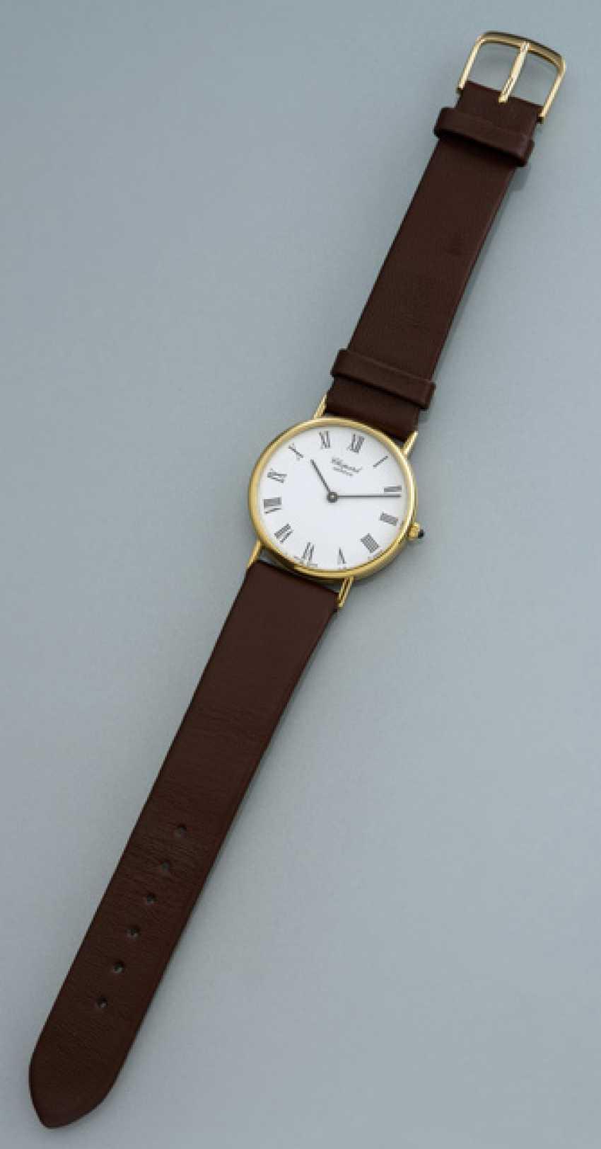 Chopard Gent's wristwatch in 18K yellow Gold, Ref. 1091 - photo 1