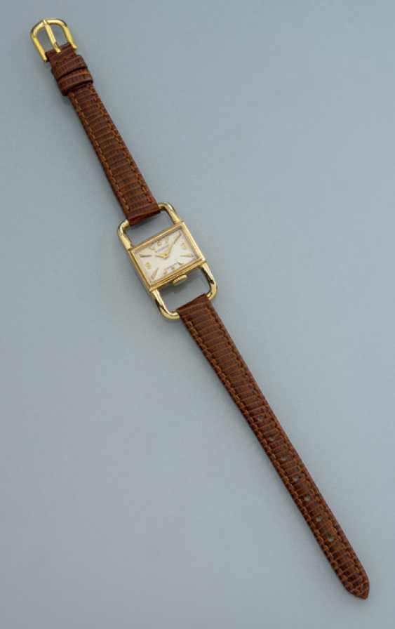 Elegant Jaeger-LeCoultre ladies watch in 18K yellow gold - photo 1