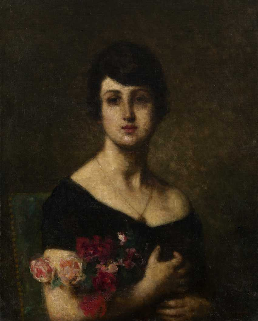 HARLAMOFF, ALEXEI (1840-1925) - photo 1