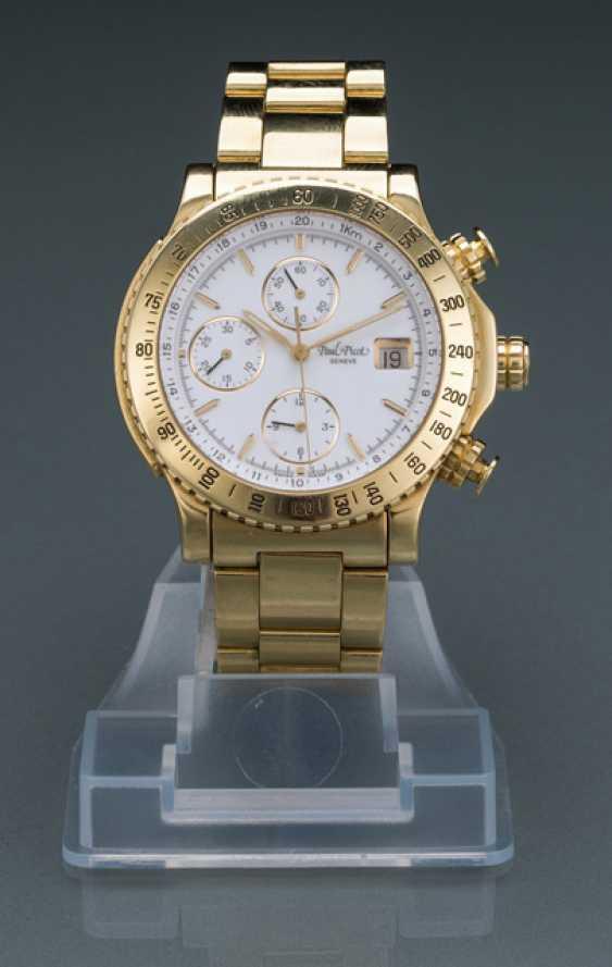 Paul Picot Le Chronographe in 18K Gold, Ref. 72B - photo 2
