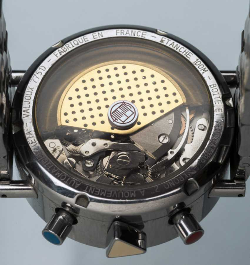 Alain Silberstein Krono 2 Chronograph, limited to 999 copies - photo 3