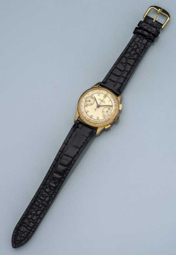 Mars Vintage Chronograph in 18K yellow gold - photo 1