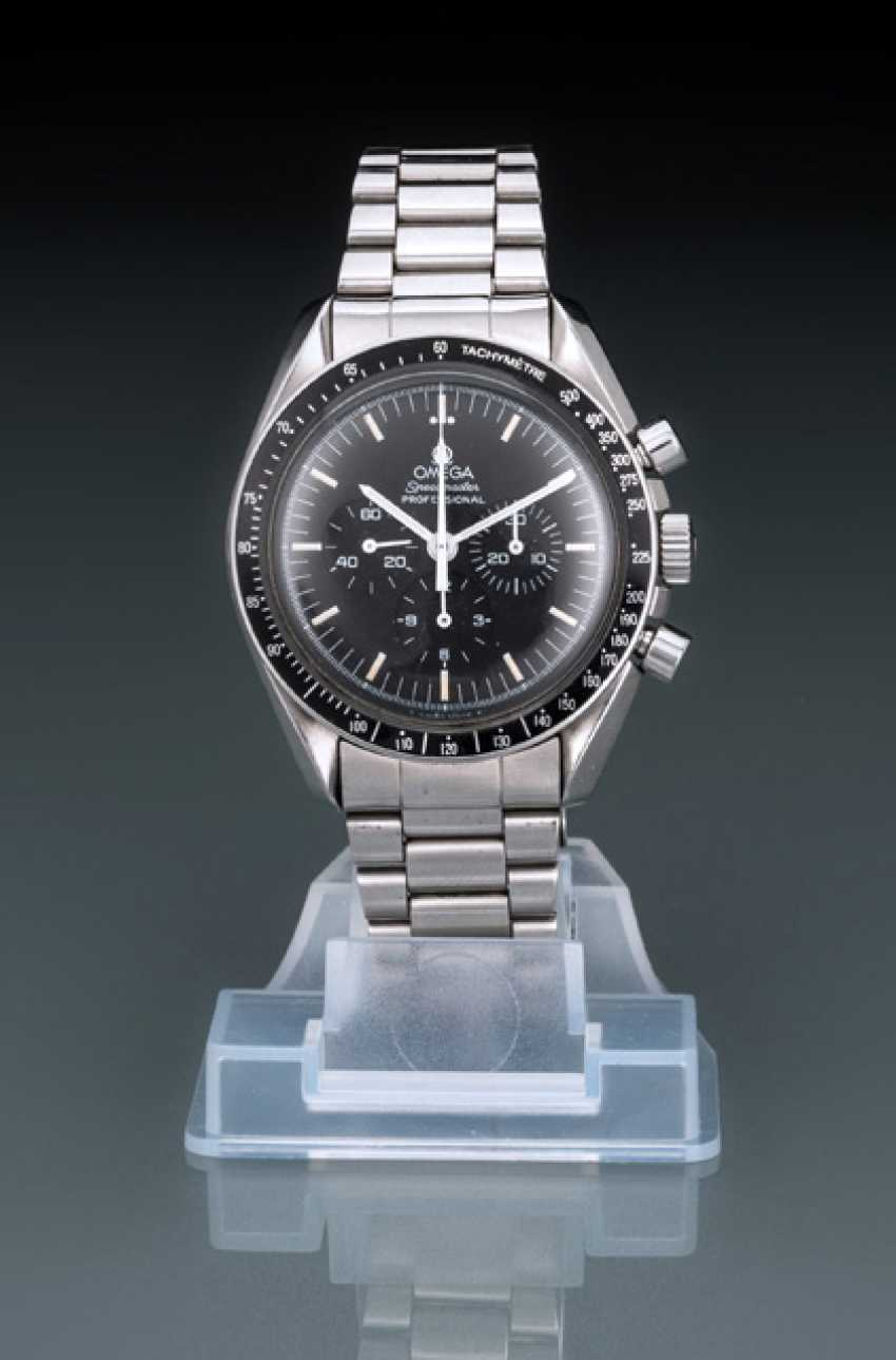 Omega Speedmaster Moonwatch Professional, Ref. 345.0808 - photo 1