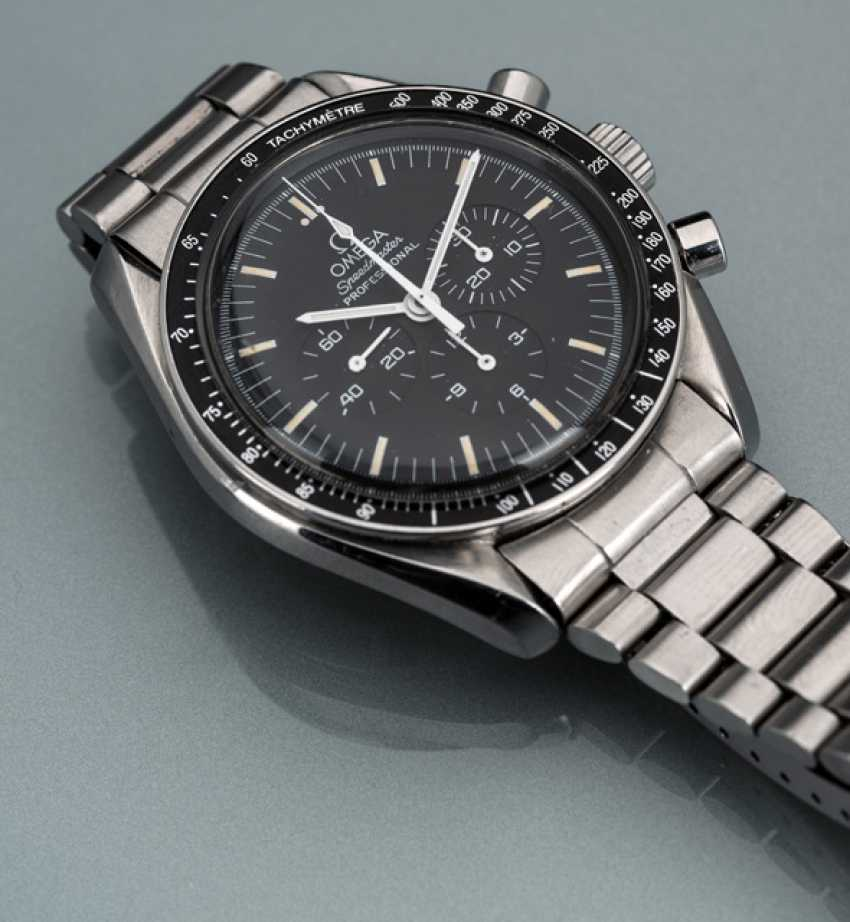 Omega Speedmaster Moonwatch Professional, Ref. 345.0808 - photo 2