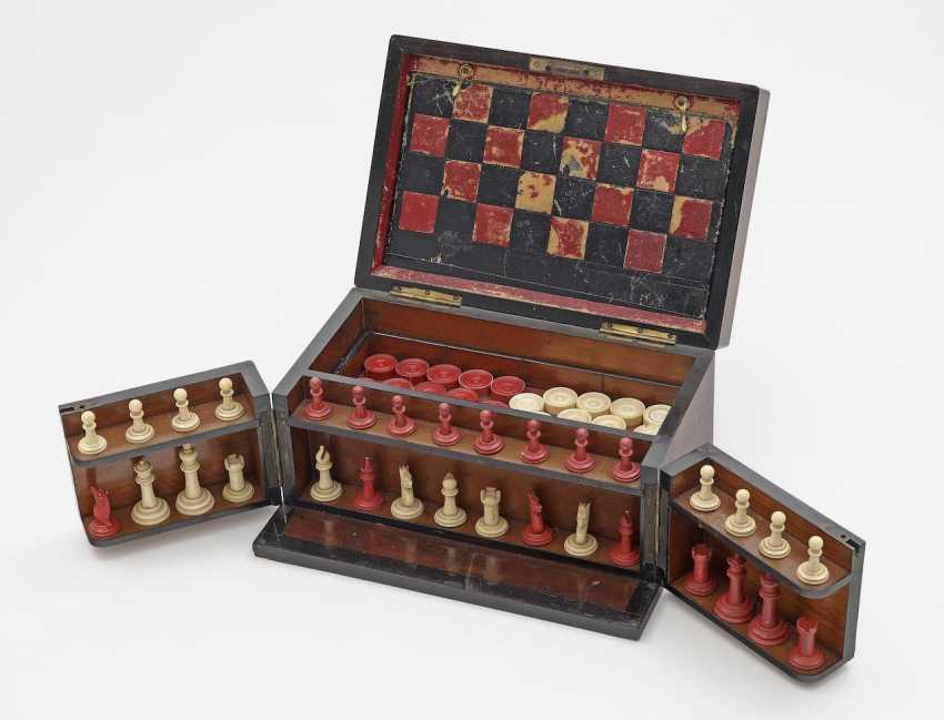 The game cartridge. around 1900 - photo 1