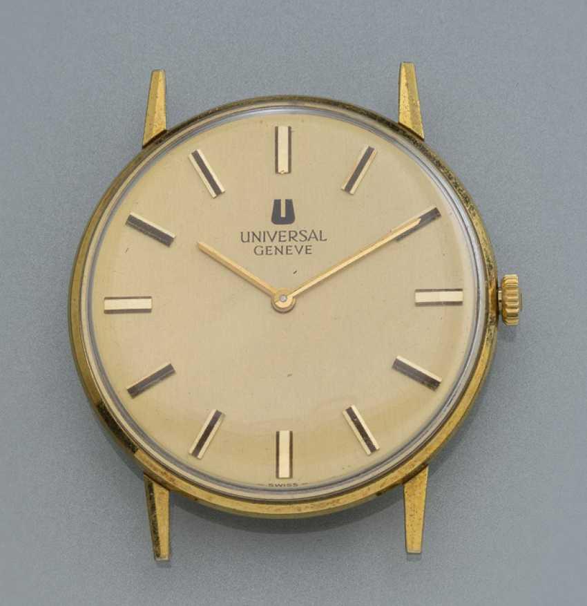 Universal Geneve Men's Wristwatch, Ref. 7197 - photo 1