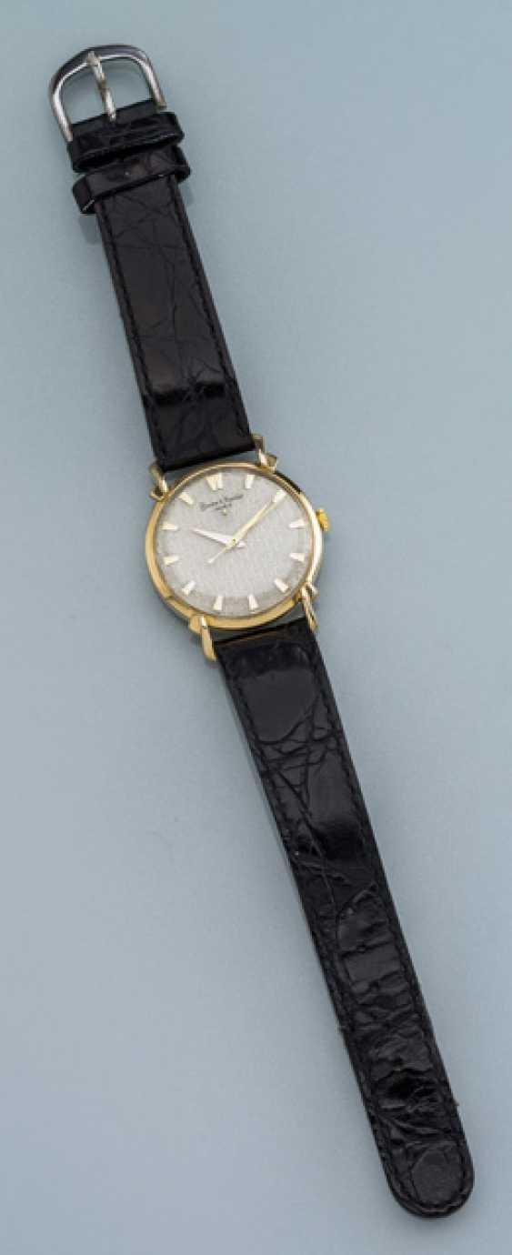 Baume & Mercier Vintage men's wrist watch, made of 14K Gold - photo 1