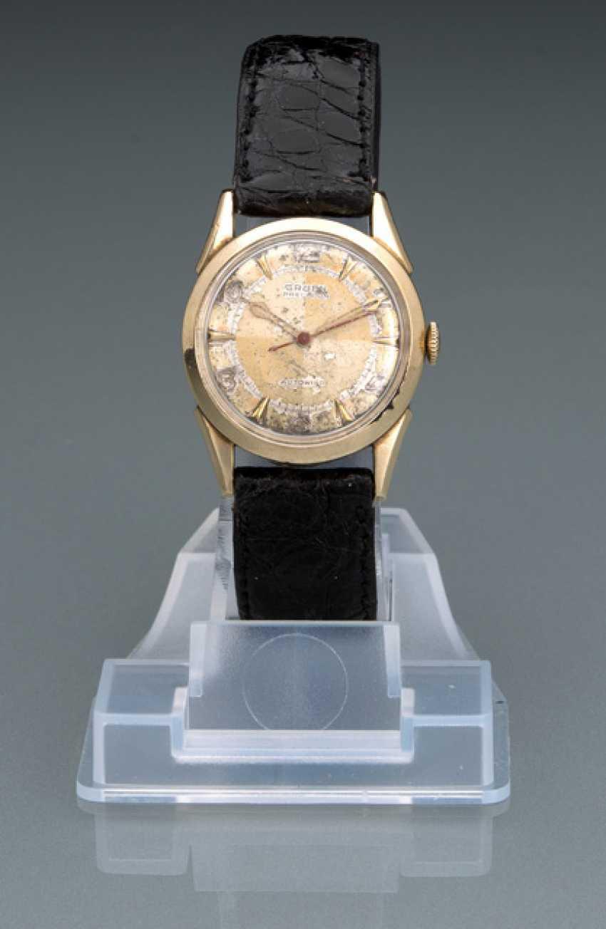 Gruen dress watch in 10K yellow gold - photo 1