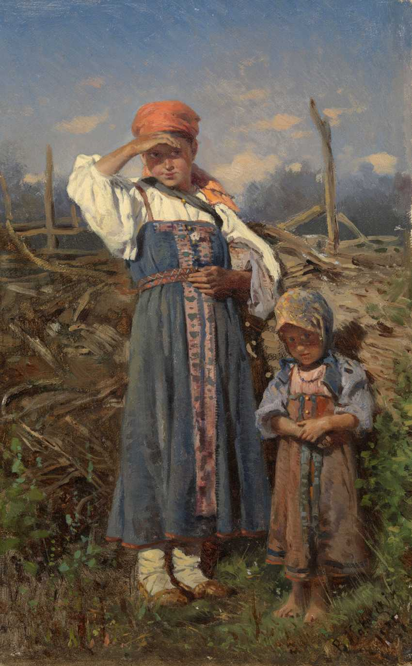 MAKOVSKY, VLADIMIR (1846-1920) - photo 1