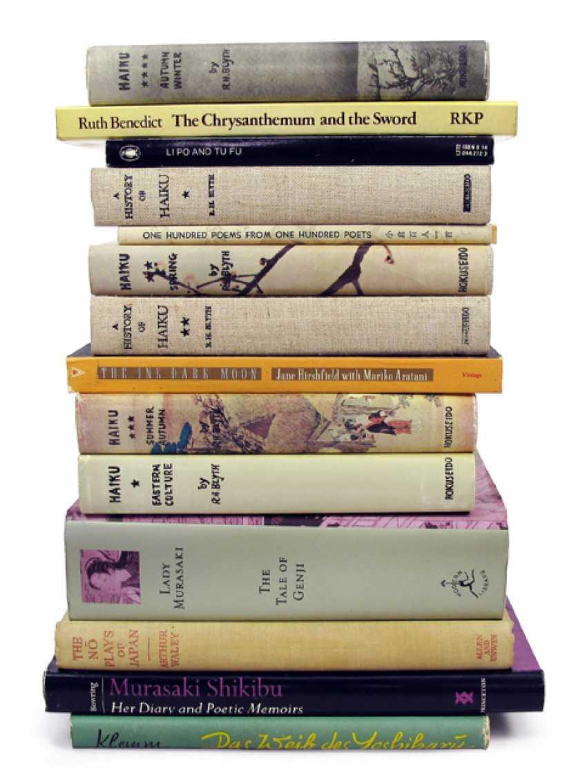 Japanische Literatur u.a. - photo 1