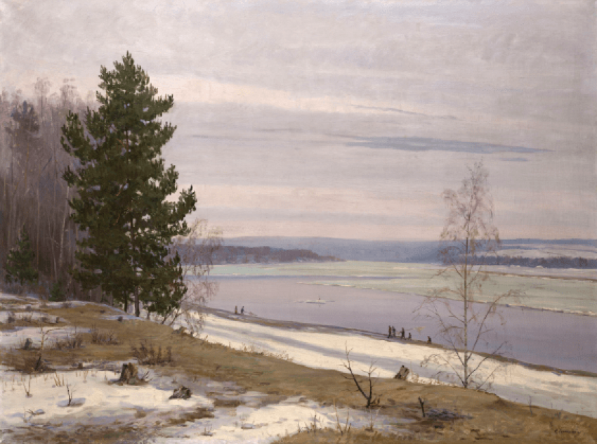 TERPSIKHOROV, NIKOLAI (1890-1960)