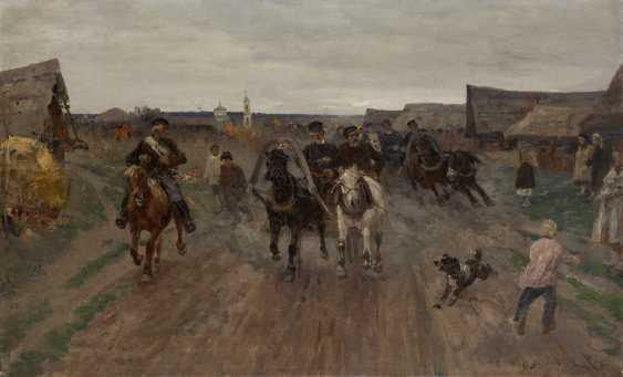 VOROSHILOV, SERGEI (1865-1911)