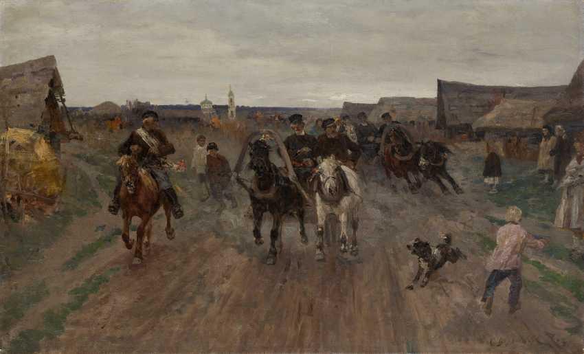 VOROSHILOV, SERGEI (1865-1911) - photo 1