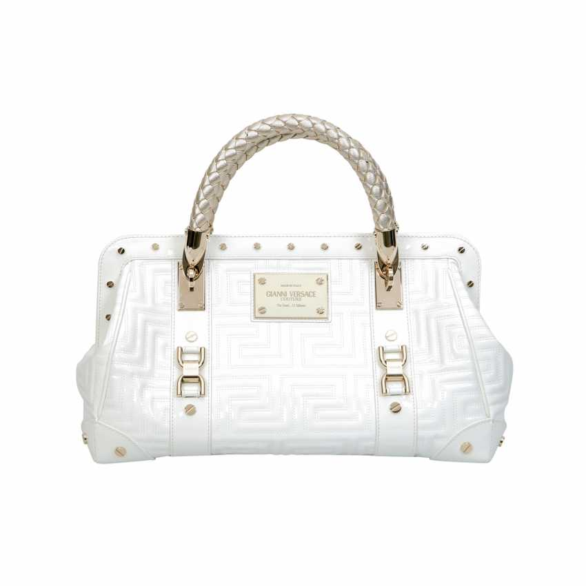 a30e6ded31 Lot 29. GIANNI VERSACE handbag. from the catalog