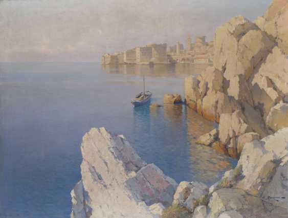 HANZEN, ALEXEI (1876-1937)