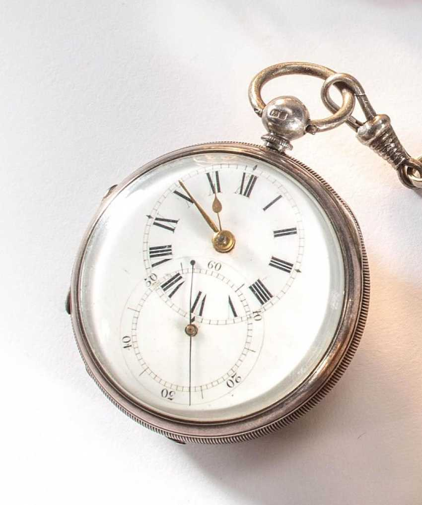 Auction: English Spindle Pocket Watch — buy online by