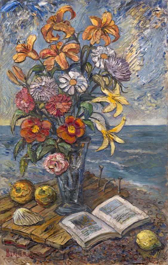 BURLIUK, DAVID (1882-1967)