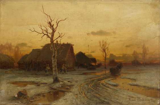 SUKHODOLSKY, PETR (1835-1903)
