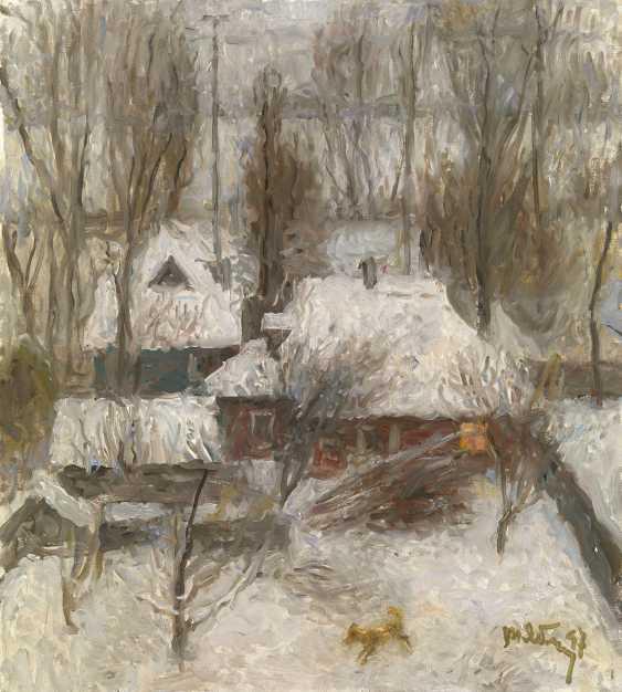 YABLONSKAYA, TATIANA (1917-2005) - photo 1