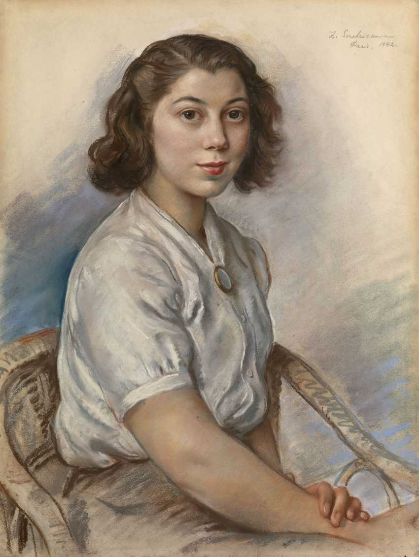 SEREBRIAKOVA, ZINAIDA (1884-1967) - photo 1