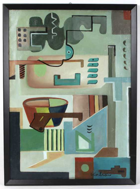 Oil Painting - Le Corbusier - photo 1