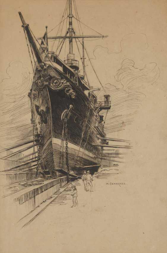 SAMOKISH, NIKOLAY (1860-1944) - photo 1