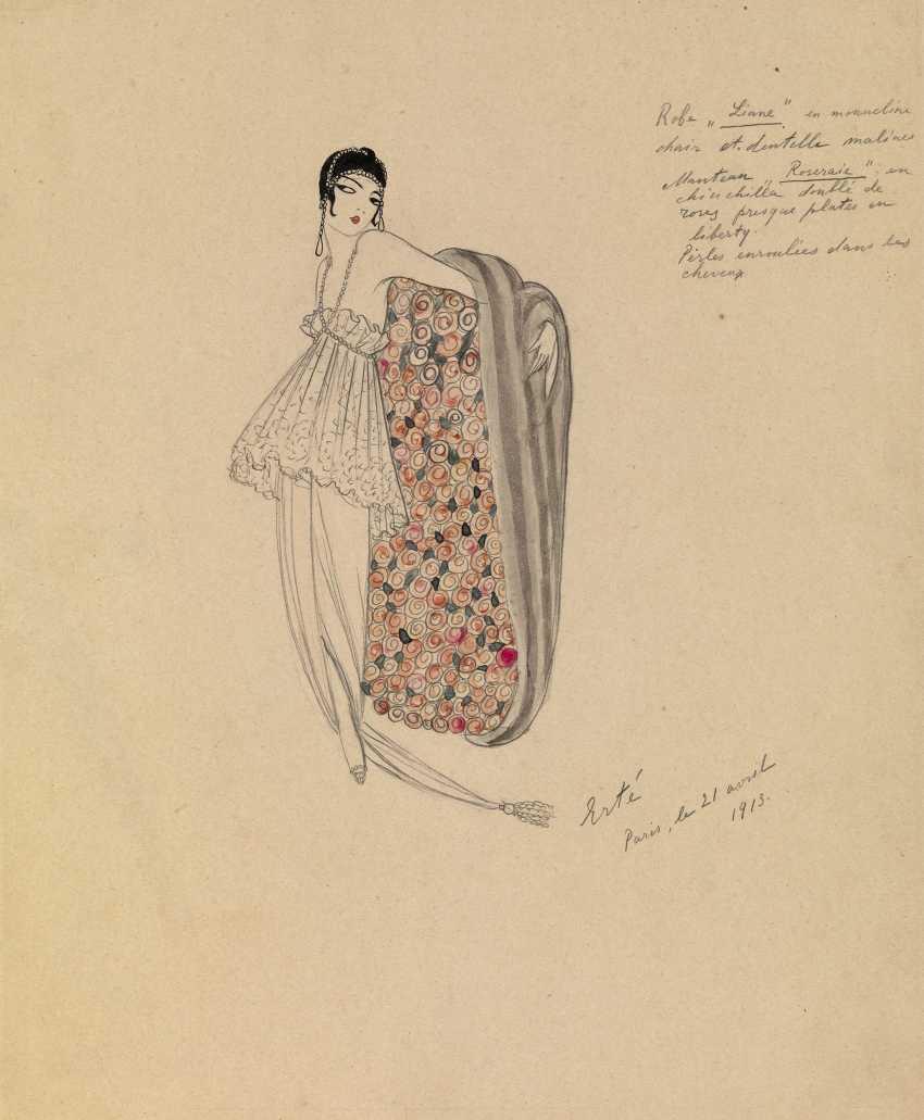 ERTÉ (ROMAN DE TIRTOFF) (1892-1990) - photo 1