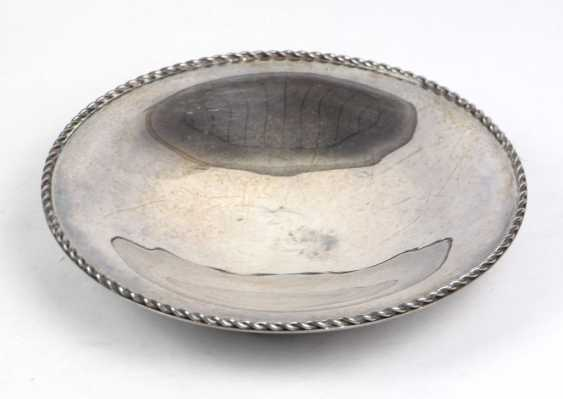 Silver Bowl *150 Years Of The Hummel Factory* - photo 1