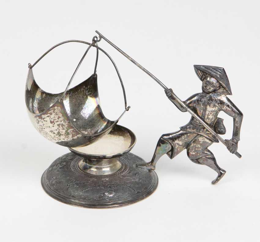 figurative tea strainer - photo 1