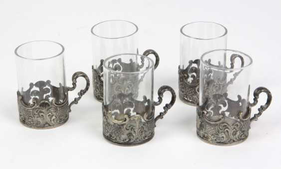 Set Cup Holder - Silver 800 - photo 1