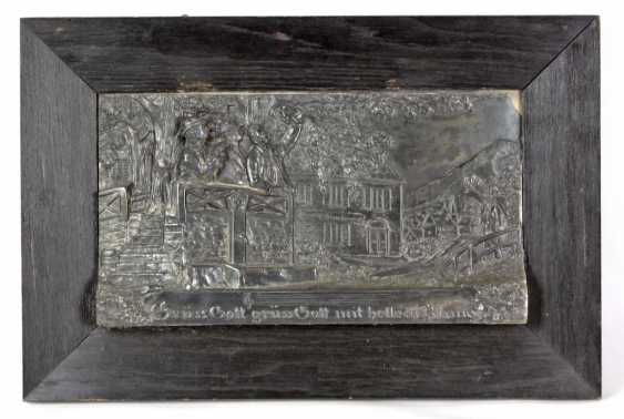 Relief image *trade and industry* 1930s - photo 1