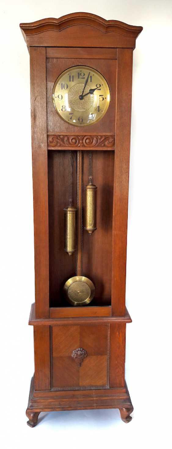 Grandfather clock 1930's - photo 1