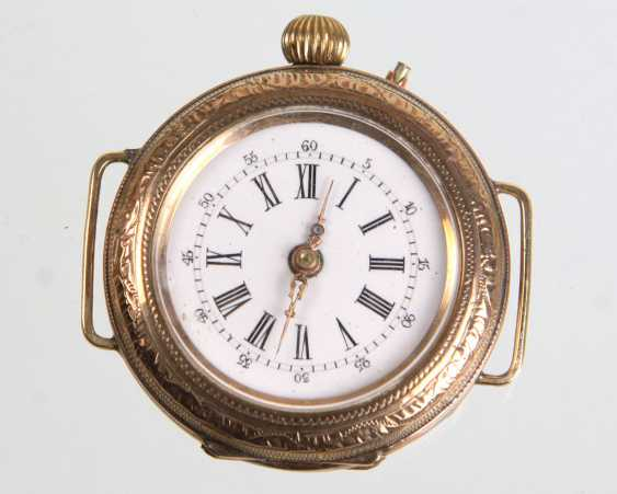 Watch as 1900, - yellow gold 333 - photo 1